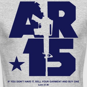 AR15verse Long Sleeve Shirts - Men's Long Sleeve T-Shirt by Next Level