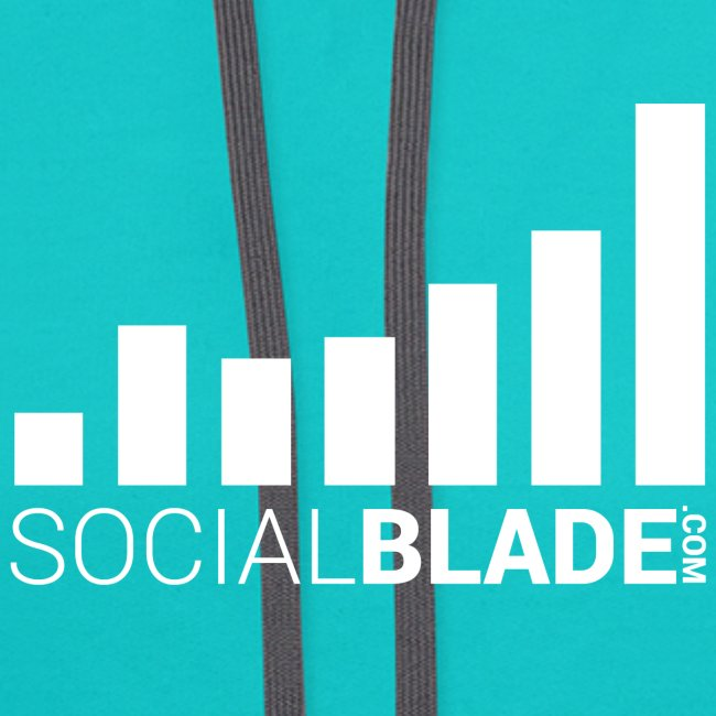 Social Blade 2017 - Hoodie 2 (Scuba)