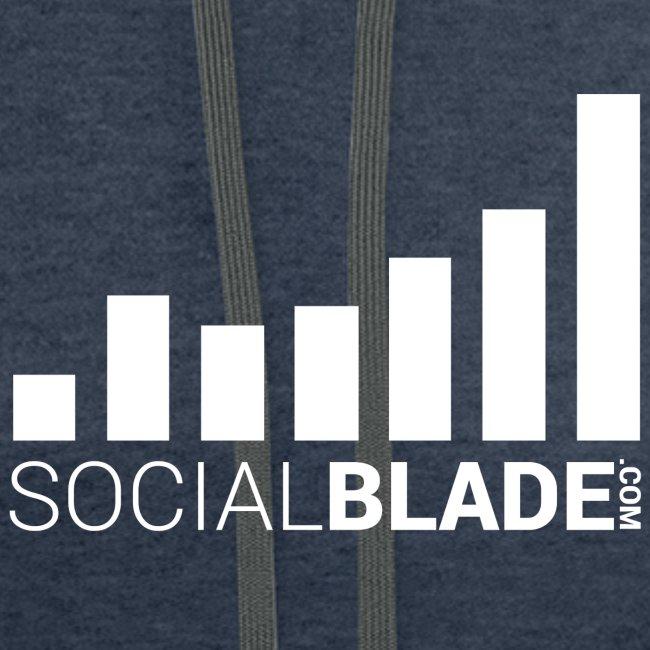 Social Blade 2017 - Hoodie 2 (Asphalt)