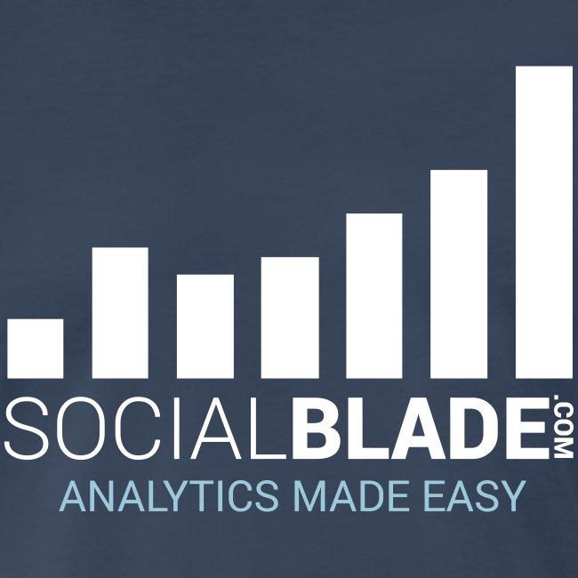 Social Blade - 2017 (Navy)
