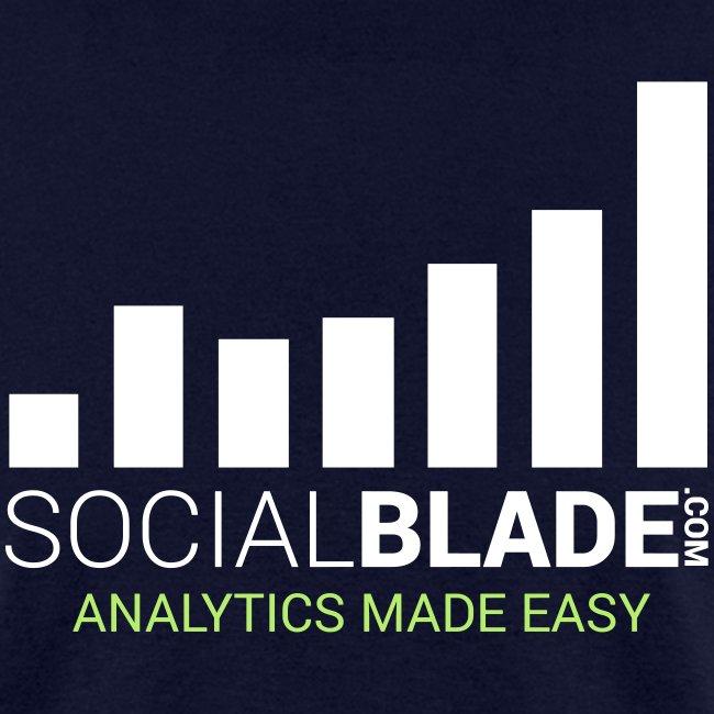 Social Blade (2017) - (Navy)