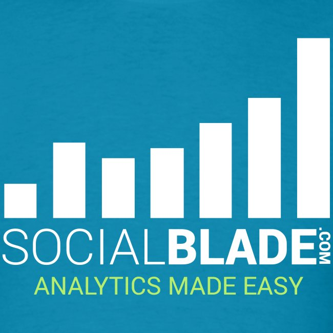 Social Blade (2017) - (Turq)