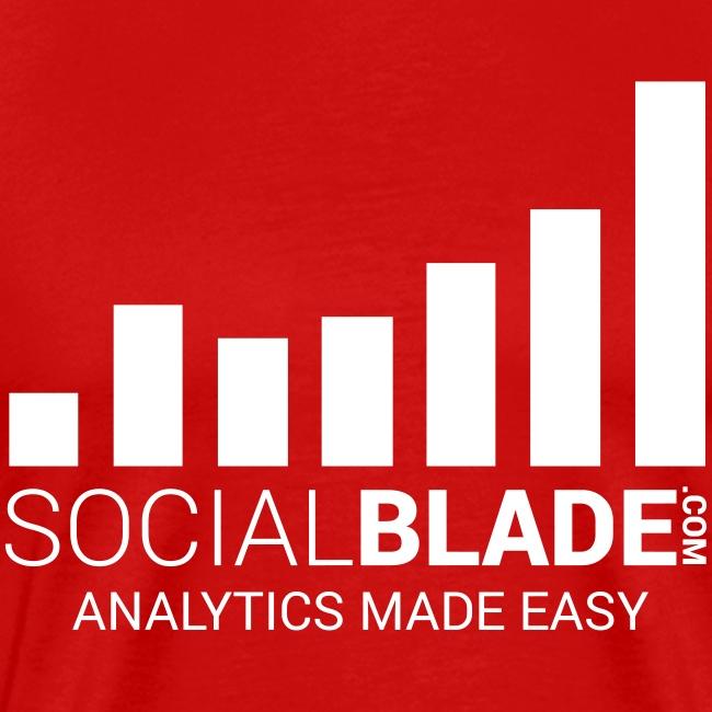 Social Blade - 2017 (Red)