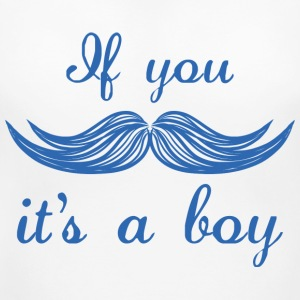 It's A Boy - Women's Maternity T-Shirt