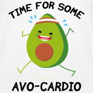 Time For Some Avo-Cardio - Women's Premium Tank Top