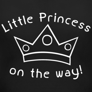 Little Princess On The Way - Women's Maternity T-Shirt