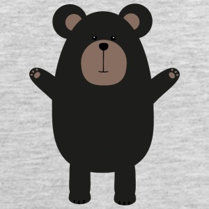 Happy Black Bear S8s3m Sportswear - Men's Premium Tank