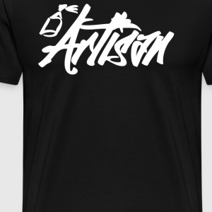 Artisan Graffiti - Men's Premium T-Shirt