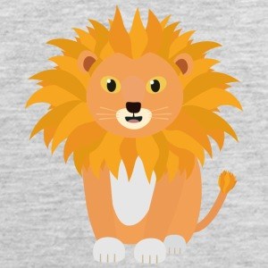Cute happy Lion S11m1 Sportswear - Men's Premium Tank