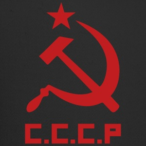Communist Flag C.C.C.P Hammer & Sickle - Trucker Cap