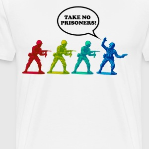 Take No Prisoners - Men's Premium T-Shirt