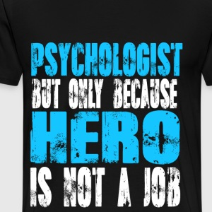 psychologist Hero - Men's Premium T-Shirt