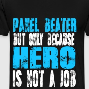 panel beater Hero - Men's Premium T-Shirt