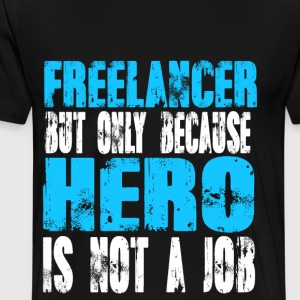 freelancer Hero - Men's Premium T-Shirt