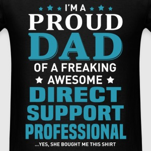 Direct Support Professional's Dad - Men's T-Shirt