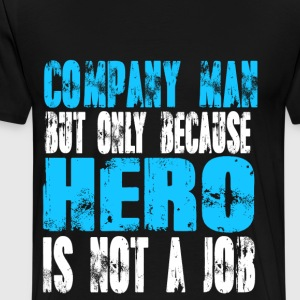 company man Hero - Men's Premium T-Shirt