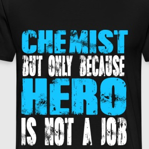 chemist Hero - Men's Premium T-Shirt