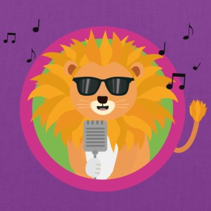 Singing music lion Si6dm Bags & backpacks - Tote Bag