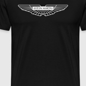 Aston Martin, - Men's Premium T-Shirt