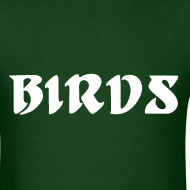 Design ~ Philly Birds Shirt