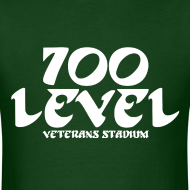 Design ~ 700 Level Veterans Stadium Shirt