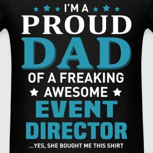 Event Director's Dad - Men's T-Shirt