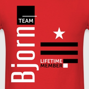 Team Bjorn - Men's T-Shirt