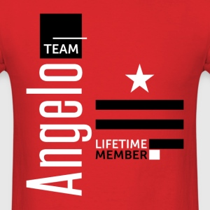Team Angelo - Men's T-Shirt