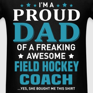 Field Hockey Coach's Dad - Men's T-Shirt