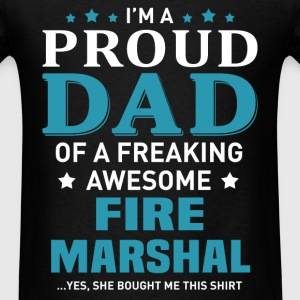 Fire Marshal's Dad - Men's T-Shirt