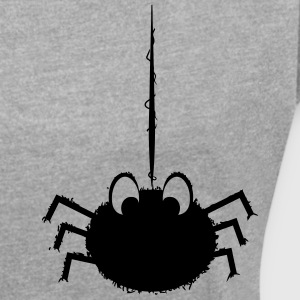 Sweet Spider 1c T-Shirts - Women's Roll Cuff T-Shirt