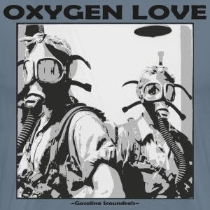 Oxygen Love - Men's Premium T-Shirt