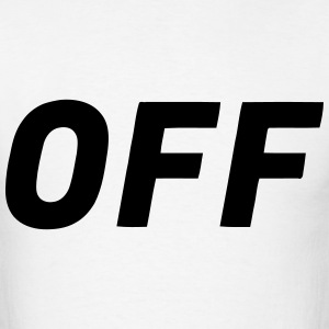 Off T-Shirts - Men's T-Shirt