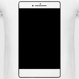 Smart Phone T-Shirts - Men's T-Shirt