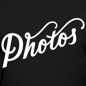Photos T-Shirts - Women's T-Shirt
