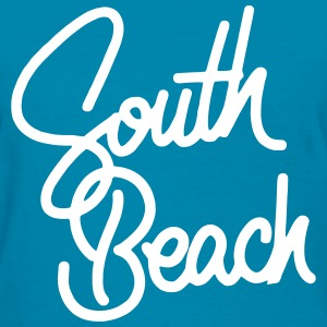 South Beach T-Shirts - Women's T-Shirt