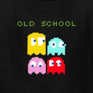 Old School Video Games - Kids' T-Shirt