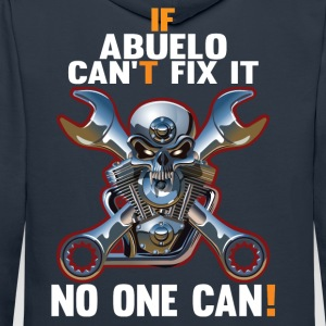 IF ABUELO CAN'T FIX IT! Men's Long Sleeve - Men's Premium Hoodie