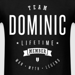 Dominic Lifetime Member - Men's T-Shirt