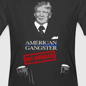 American Ganster  T-Shirts - Men's 50/50 T-Shirt