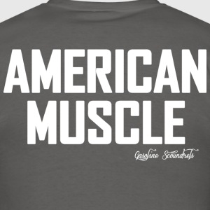 American Muscle - Men's T-Shirt