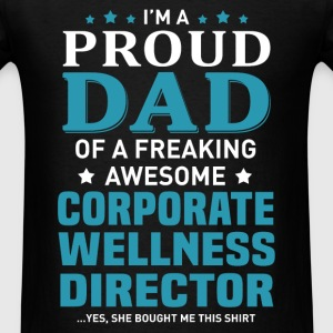 Corporate Wellness Director's Dad - Men's T-Shirt