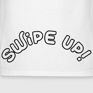 Swipe Up! T-Shirts - Men's T-Shirt
