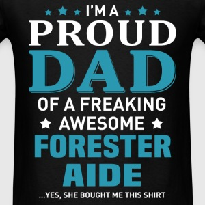 Forester Aide's Dad - Men's T-Shirt