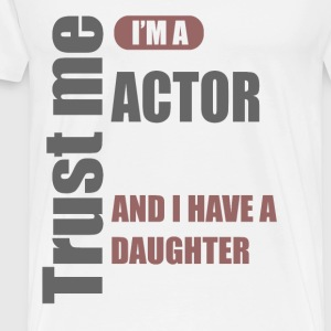 ACTOR 1A.png T-Shirts - Men's Premium T-Shirt