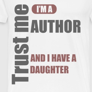 AUTHOR 1A.png T-Shirts - Men's Premium T-Shirt