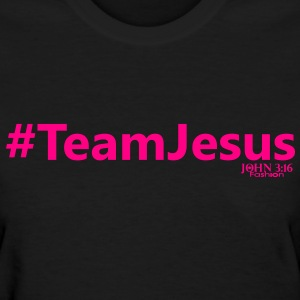 #Tea esus - Women's T-Shirt