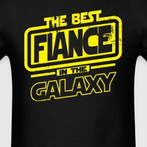 The Best Fiance In The Galaxy T-Shirts - Men's T-Shirt