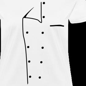 Design ~ Chef Jacket coat woman