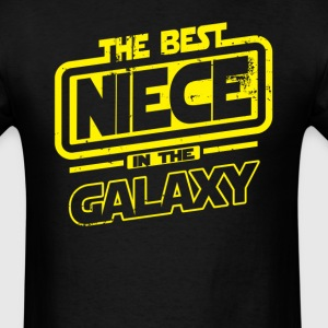The Best Niece In The Galaxy T-Shirts - Men's T-Shirt